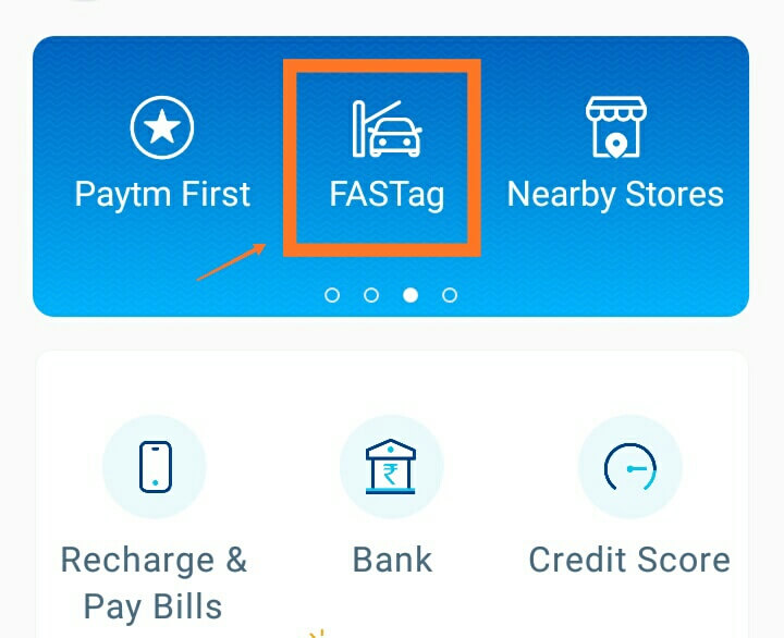 HDFC Fastag Recharge Paytm1