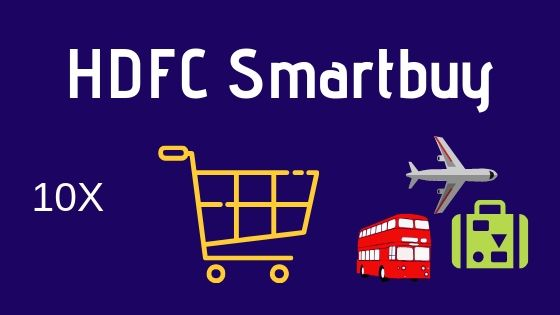 How to use HDFC Smartbuy