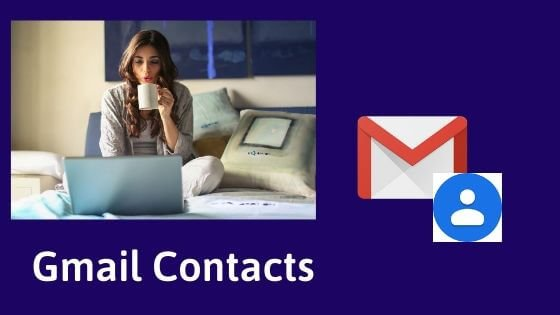 Where are my Gmail Contacts?
