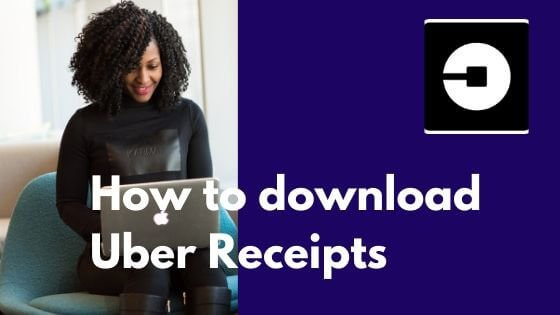How to Download Uber Receipt