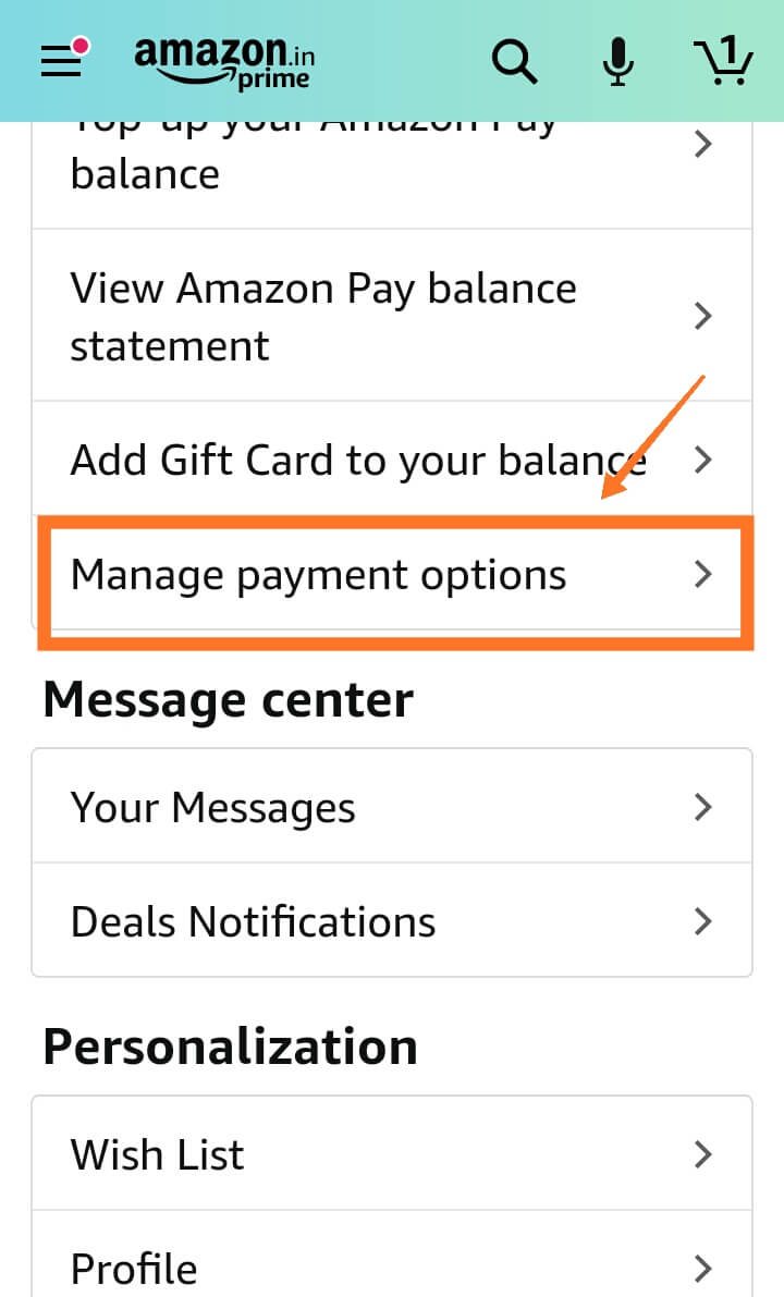 Amazon-Billing-Address