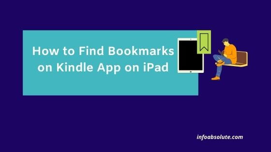 How to Find Bookmarks on Kindle on iPad