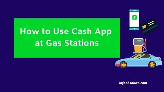 How to use Cash App Card at Gas Station
