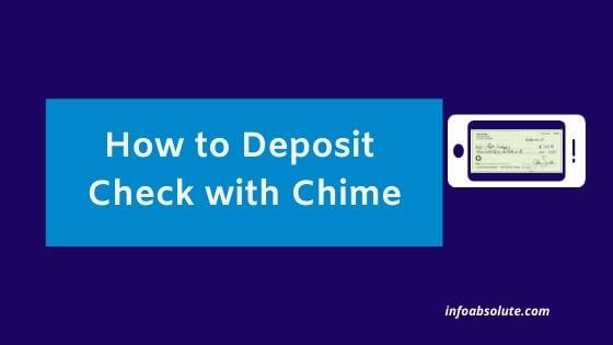How to deposit Check with Chime