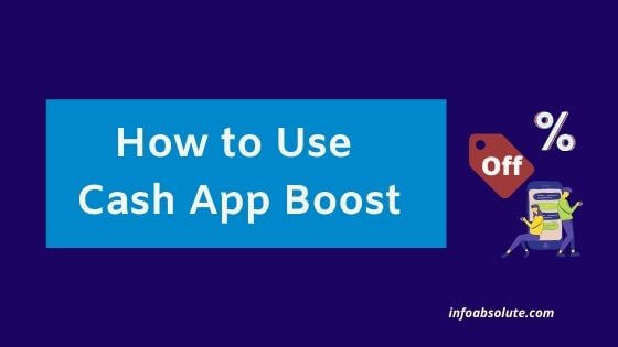 How to Use Cash App Boost