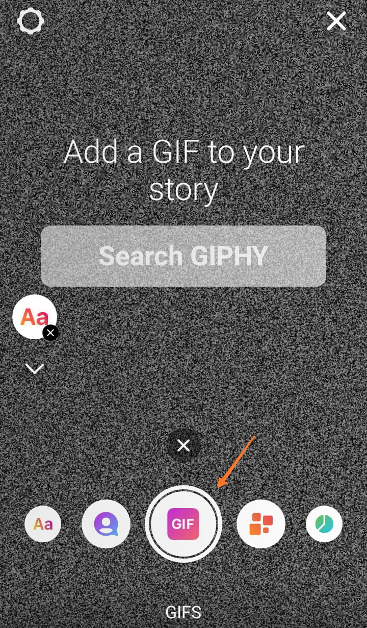 Giphy Full Size Gif Instagram Story 2